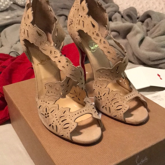 d0ab90498449 Christian Louboutin Shoes - Christian louboutin heels